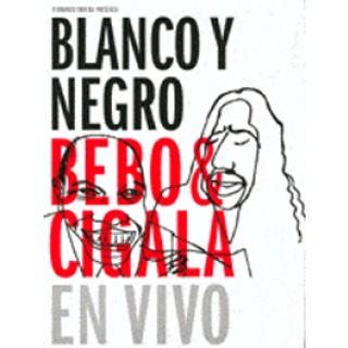 14084 Diego el Cigala y Bebo Valdés - Blanco y Negro
