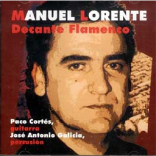 14303 Manuel Lorente - Decante flamenco