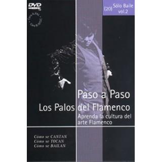 14384 Adrián Galia Los palos del flamenco 20: Sólo baile 2