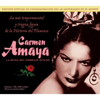 14393 Carmen Amaya - La reina del embrujo gitano