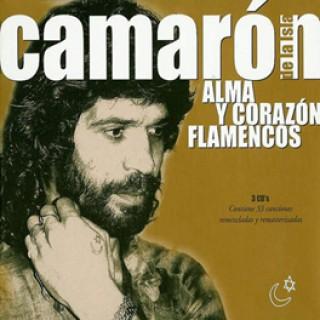 14428 Camarón de la Isla Alma y corazón flamencos