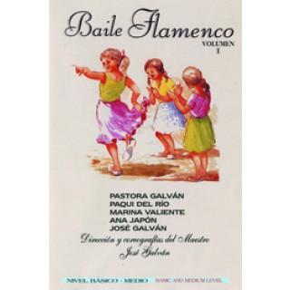 14439 José Galván Baile flamenco Vol 1