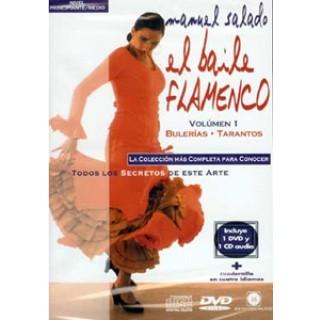 14443 Manuel Salado - El baile flamenco Vol 1 Bulería, Taranto