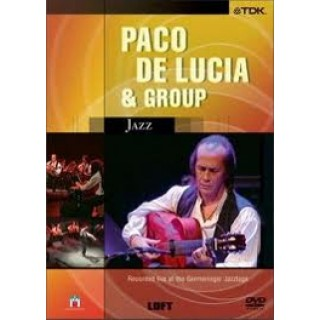 14572 Paco de Lucía & Group - Live at the Germeringer Jazztage