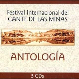 14708 Festival Internacional del Cante de las Minas. Antología