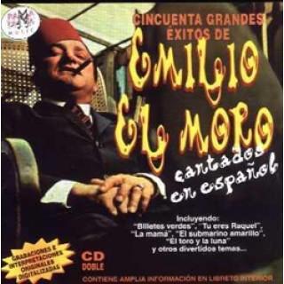 14785 Emilio el Moro - 50 Grandes exitos