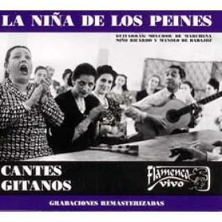 15105 La Niña de los Peines - Cantes gitanos