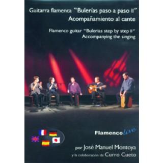 15395 José Manuel Montoya - Guitarra Flamenca. Acompañamiento al cante por Bulerías