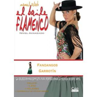 15404 Manuel Salado - El baile flamenco Vol 11 Fandangos, Garrotín