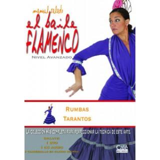 15411 Manuel Salado - El baile flamenco Vol 18 Rumbas, Tarantos