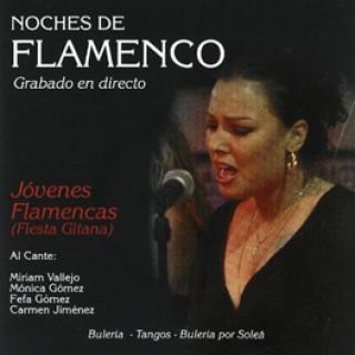 15437 Noches de Flamenco Vol 4. Jóvenes flamencas (Fiesta gitana)