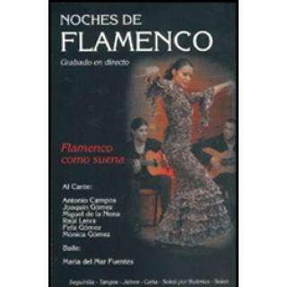15445 Maria del Mar Fuentes - Flamenco como suena. Noches de flamenco. Vol 2