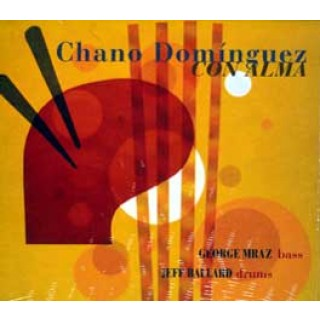 15495 Chano Domínguez - Con alma