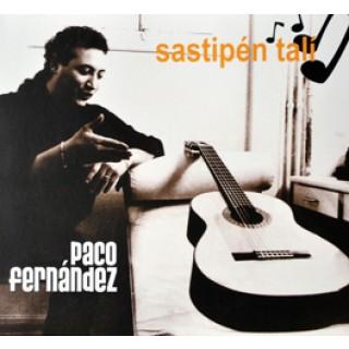 15550 Paco Fernández - Sastipén tali