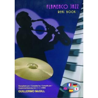 15613 Guillermo McGill - Flamenco jazz. Real book