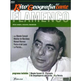 15888 Rito y geografía del cante Vol  9 - Manolo Caracol (1). La Saeta. De Despeñaperros para arriba. La Perrata