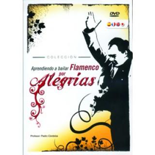 16185 Pedro Córdoba Aprendiendo a bailar flamenco por Alegrías