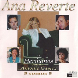 16192 Ana Reverte y hermanos - 5 somos 5