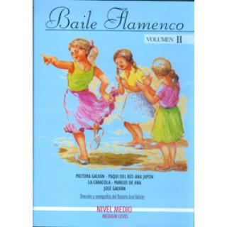 16419 José Galván - Baile flamenco. Vol 2
