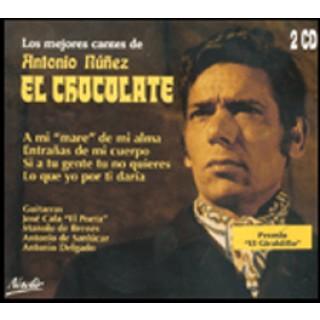 16495 Chocolate Los mejores cantes de Antonio Nuñez