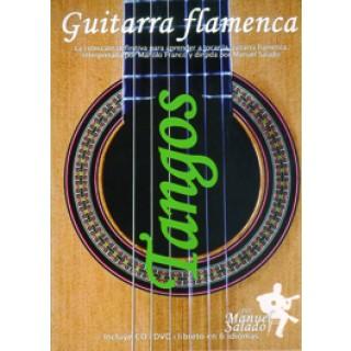 16549 Manolo Franco & Manuel Salado - Guitarra flamenca Vol 9. Tangos