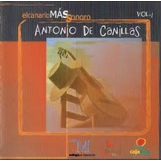 16571 Antonio de Canillas - El canario mas sonoro Vol 1