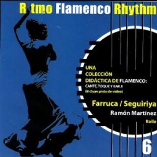 16910 Ritmo Flamenco Vol 6 - Farruca, Siguiriya
