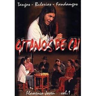16940 Gitanos de Cai - Flamenco joven Vol 1