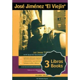 """16974 José Jiménez """"El Viejín"""" - Biblioteca grandes guitarras flamencas de hoy. Algo que decir"""