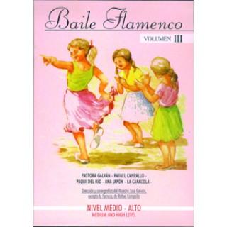 16992 José Galván - Baile flamenco vol 3