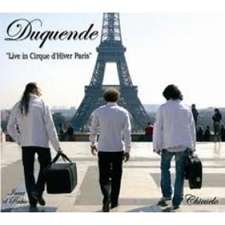17039  Duquende Live in Cirque D'Hiver Paris