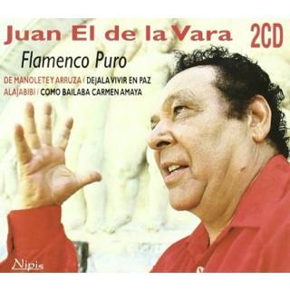 17244 Juan el de la Vara - Flamenco puro