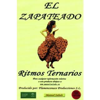17613 Manuel Salado - El Zapateado. Ritmos ternarios. Método didáctico