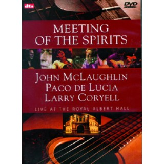 18201 Paco de Lucia, Jhon McLaughlin, Larry Coryell - Meeting of the spirits