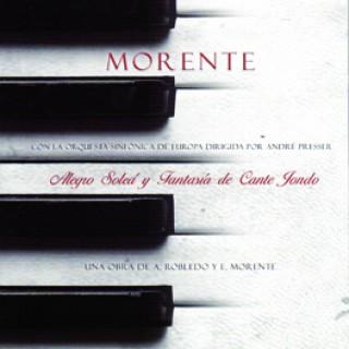 18247 Enrique Morente Alegro soleá y fantasía de cante jondo