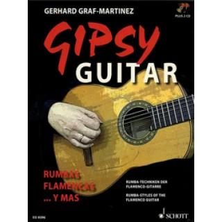 18620 Gerhard Graf-Martínez Gipsy Guitar, Rumbas flamencas...y más