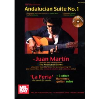 19019 Juan Martín - Andalucian Suite No. 1