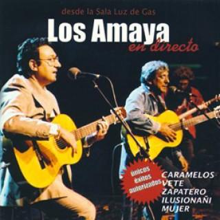 19096 Los Amaya - En directo. Desde la sala Luz del gas