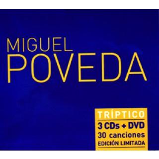 19131 Miguel Poveda Tríptico (Cante i orquesta - Tierra de calma - Desglaç)