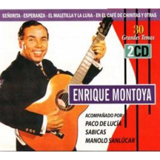 19189 Enrique Montoya - 30 Grandes temas