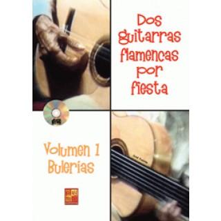 19226 Claude Worms - Dos guitarras flamencas por fiesta. Bulerías Vol. 1