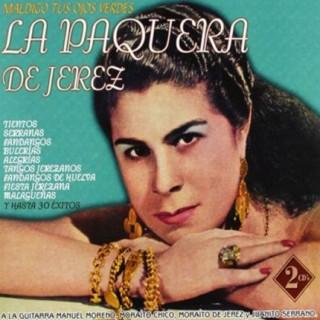 19234 La Paquera de Jerez - Maldigo tus ojos verdes