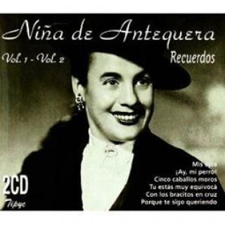 19235 Niña de Antequera - Recuerdos