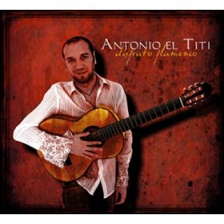 19244 Antonio El Titi - Dísfruto flamenco