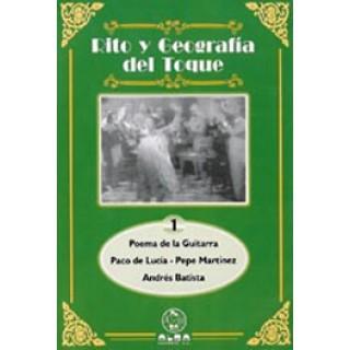 19262 Rito y geografía del toque. Vol 1