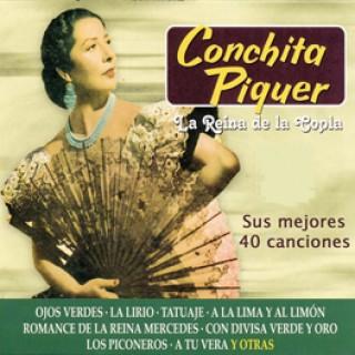 19295 Conchita Piquer - La reina de la copla