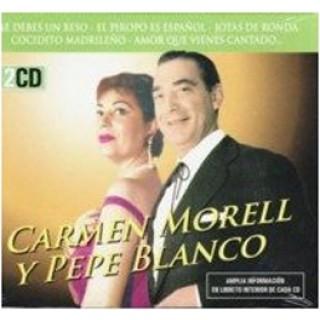 19301 Carmén Morell & Pepe Blanco - Me debes un beso