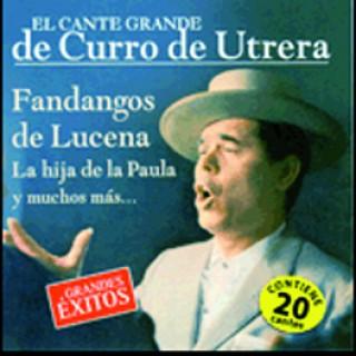 19351 Curro de Utrera - El cante grande de Curro de Utrera