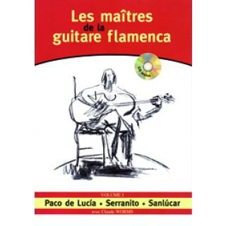 19440 Paco de Lucía, Serranito, Sanlúcar - Les maîtres de la guitare flamenca Vol 1