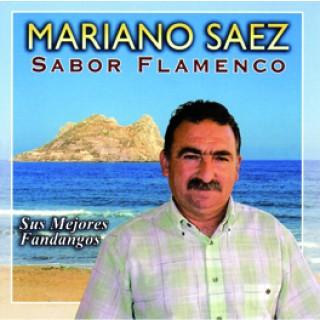 19454 Mariano Saez - Sabor flamenco